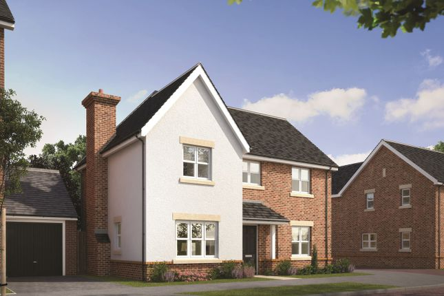 Thumbnail Detached house for sale in Sun Park, Farnborough