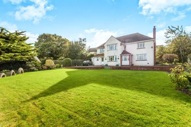 Thumbnail Detached house for sale in Okehampton, Devon, England