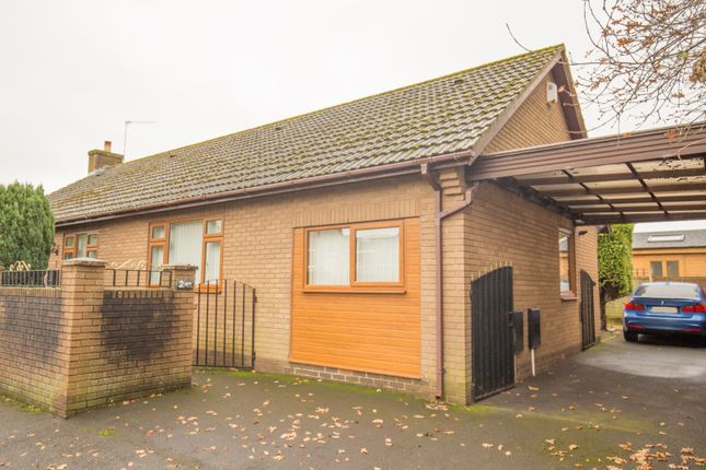 Thumbnail Bungalow for sale in Lyppincourt Road, Brentry, Bristol