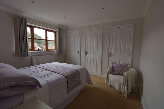 Bedroom 2 of Oldcroft, Lydney, Gloucestershire. GL15
