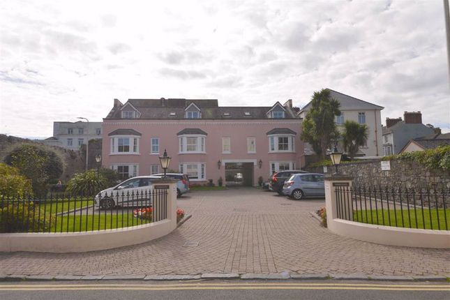 Thumbnail Flat for sale in 9 Wimbledon, St. Florence Parade, Tenby, Dyfed