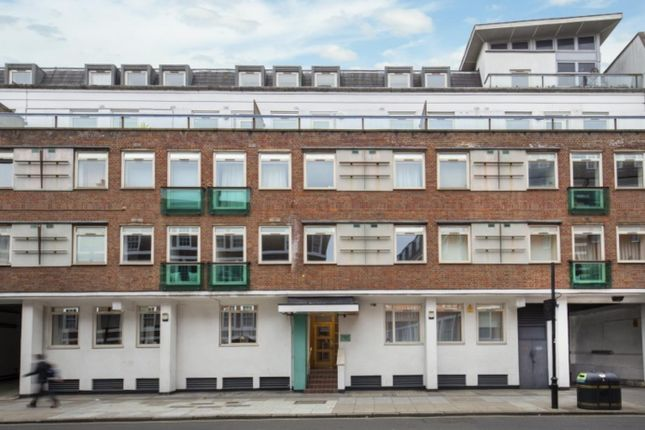 External of Waterspring Court, 108 Regency Street, Westminster, London SW1P
