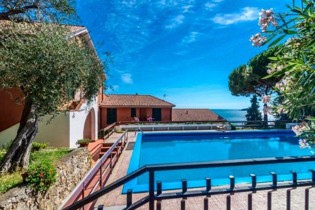 Shared Pool of Lerici, La Spezia, Liguria, Italy