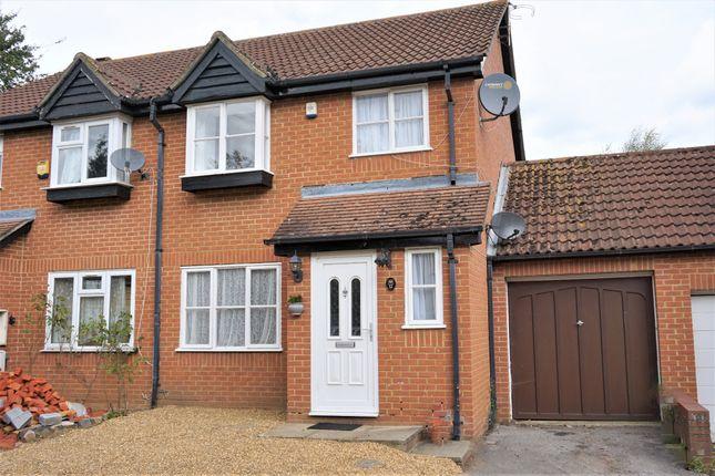 Thumbnail Semi-detached house for sale in Littlebrook Avenue, Burnham, Slough