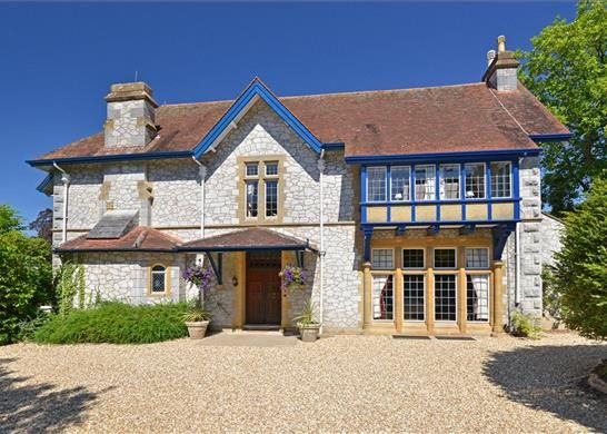 Thumbnail Detached house for sale in Daracombe Hall, Newton Abbot, Devon