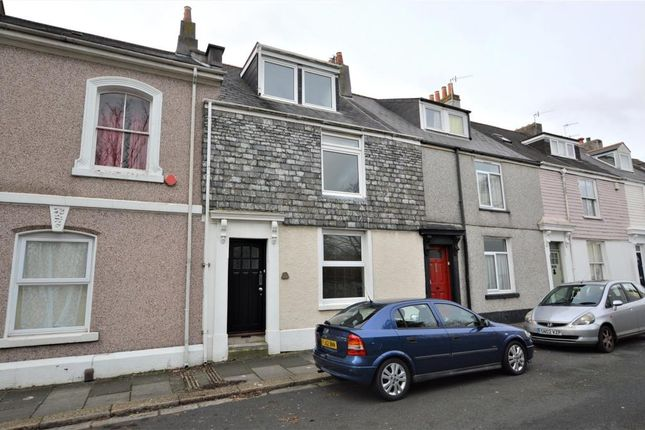 Thumbnail Terraced house for sale in Providence Place, Plymouth, Devon