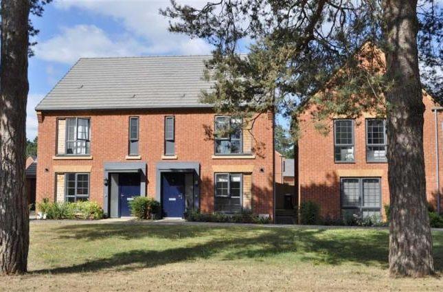 Thumbnail Semi-detached house to rent in Sidney Martin Road, Bordon