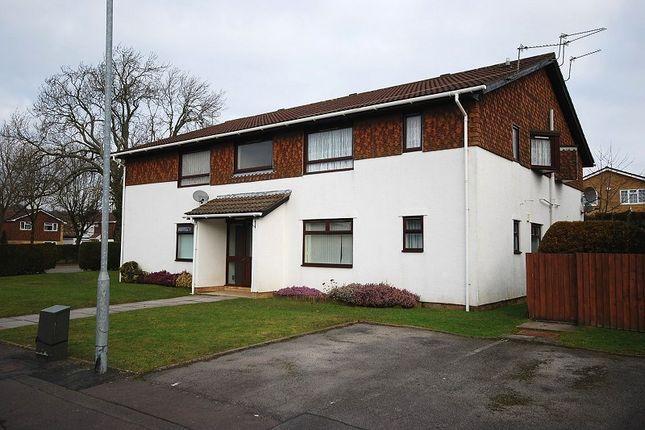 Thumbnail Flat to rent in Kent Close, Rogerstone, Newport