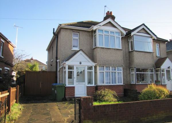 Thumbnail Semi-detached house for sale in Prince Of Wales Avenue, Southampton