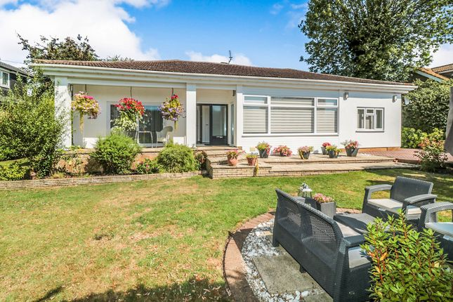 Thumbnail Detached bungalow for sale in Keysers Road, Broxbourne