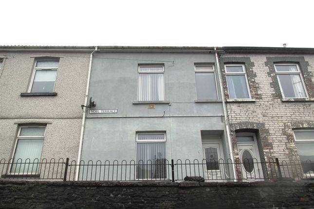 Thumbnail Terraced house for sale in Noel Terrace, Aberfan, Merthyr Tydfil