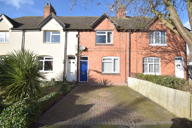 Thumbnail Terraced house for sale in Park Road, Stratford-Upon-Avon