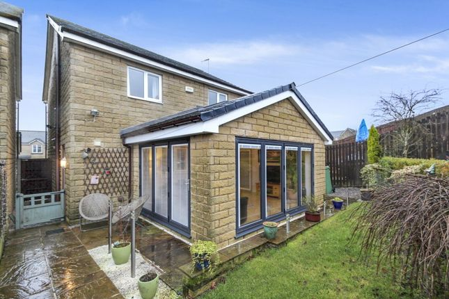 Thumbnail Detached house for sale in Brambling Drive, Bacup, Rossendale