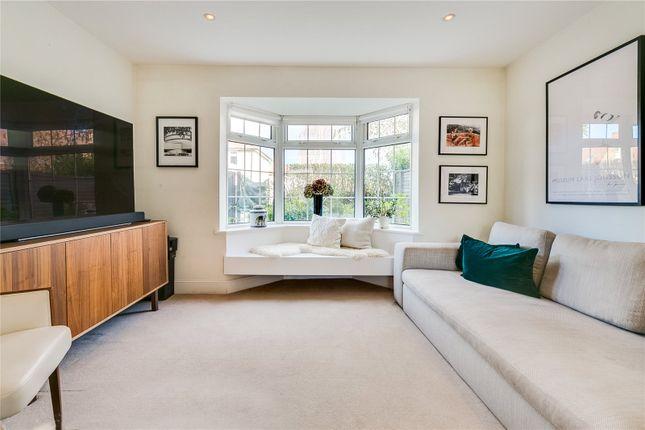 Reception Room of Kilmington Road, Barnes, London SW13