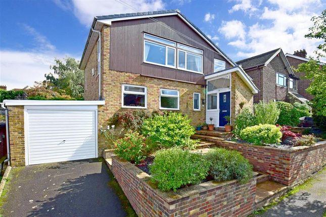 Thumbnail Detached house for sale in Weald View Road, Tonbridge, Kent