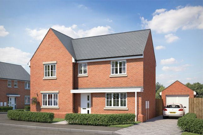 Thumbnail Detached house for sale in Lowefields, Earls Colne, Essex