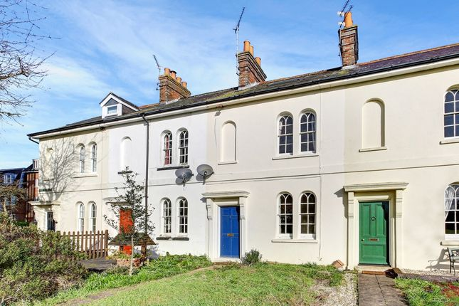 Thumbnail Terraced house to rent in Park Terrace, Newbury
