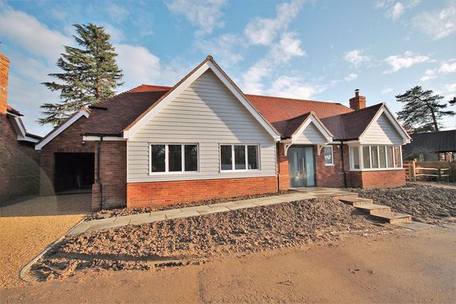 Thumbnail Detached bungalow for sale in West Chiltington Road, Pulborough