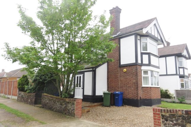 Thumbnail Flat to rent in Chadwell Road, Grays