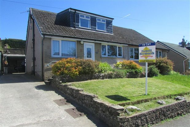 Thumbnail Bungalow to rent in Newlands Road, Lancaster