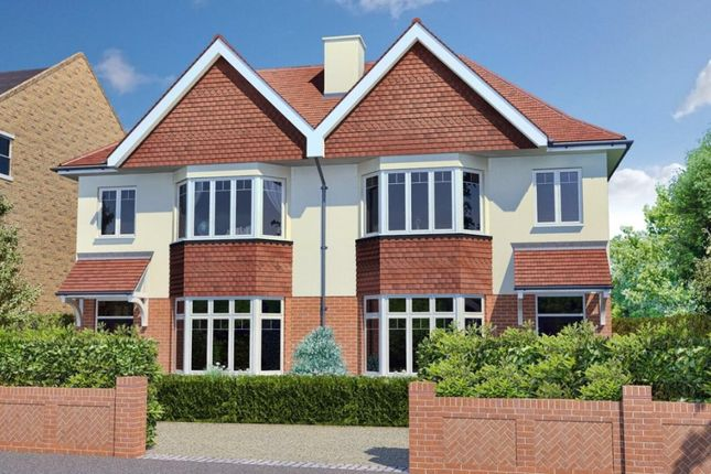 Thumbnail Semi-detached house to rent in King Charles Road, Surbiton