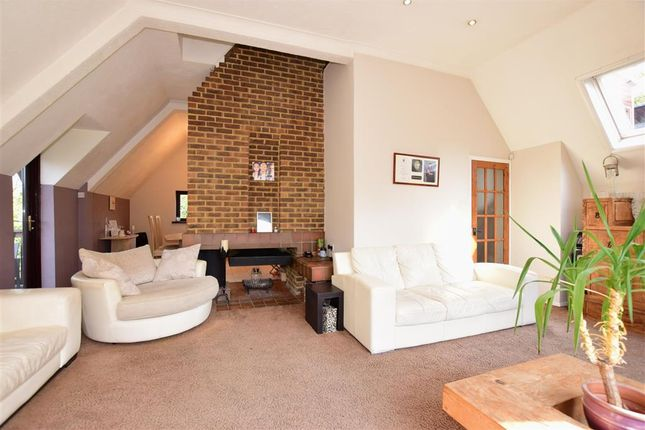 Thumbnail Detached house for sale in Podkin Wood, Walderslade, Chatham, Kent