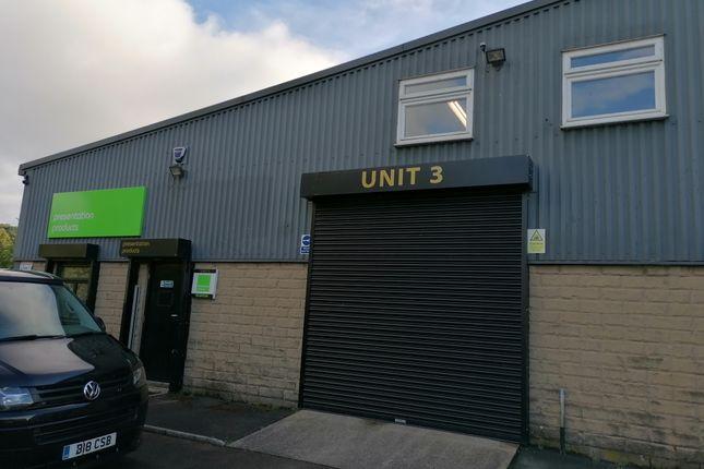 Thumbnail Light industrial for sale in Dockfield Road, Shipley