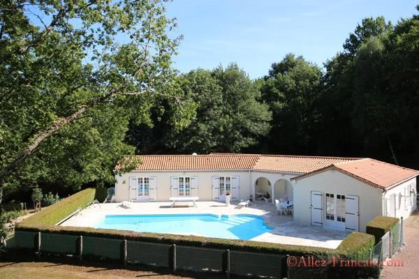 Dordogne Property For Sale With Lake