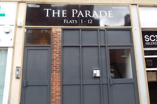 Thumbnail Flat To Rent In 5 The Parade Potter Street Worksop