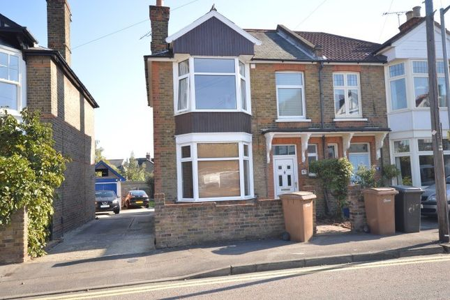 3 bed semi-detached house to rent in Mildmay Road, Chelmsford CM2