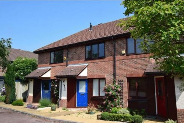 Thumbnail End terrace house to rent in Teresa Vale, Warfield, Bracknell