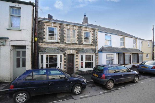 Thumbnail Terraced house for sale in Fore Street, Hartland, Bideford, Devon
