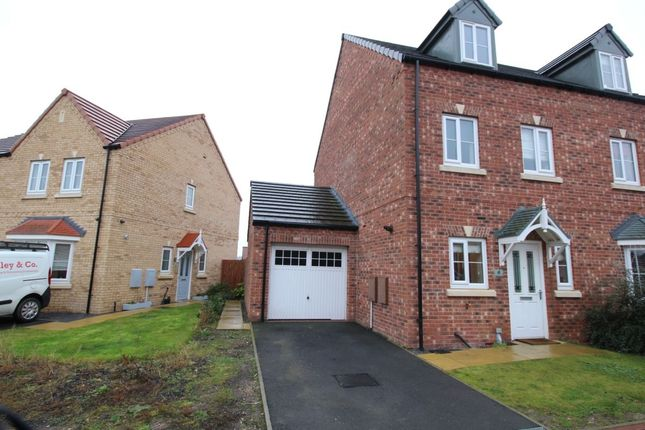 3 bed semi-detached house for sale in Hatfield Grove, Laughton Common, Dinnington, Sheffield