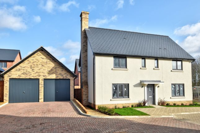 Thumbnail Detached house for sale in Brook Grove Development, Bishop's Stortford
