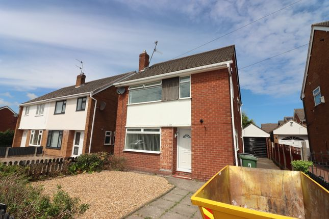 Thumbnail Detached house for sale in Pine Tree Avenue, Prenton, Merseyside