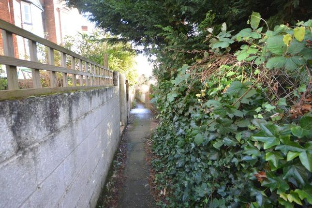 Access To Plot of Rear Of Haldon Road, St Davids, Exeter EX4