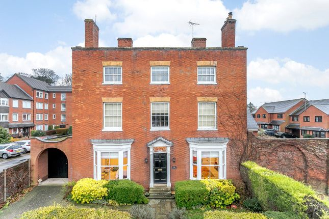 Thumbnail Flat for sale in The Poplars, 18 Leicester Road, Market Harborough, Leicestershire