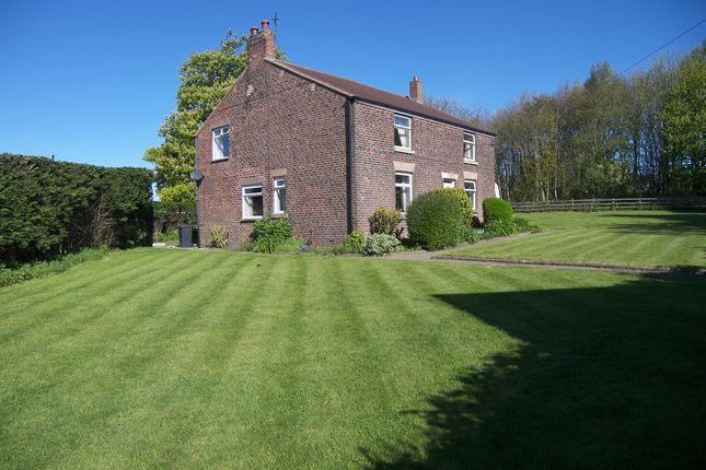 Thumbnail Detached house for sale in Brown Lane, Wrea Green, Preston