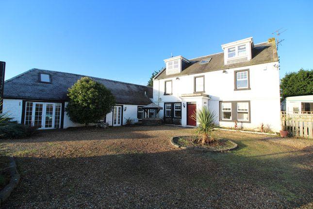 Thumbnail Detached house for sale in Kilmarnock Road, Monkton, Prestwick