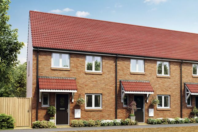 """3 bed semi-detached house for sale in """"The Eveleigh"""" at Court Road, Brockworth, Gloucester GL3"""