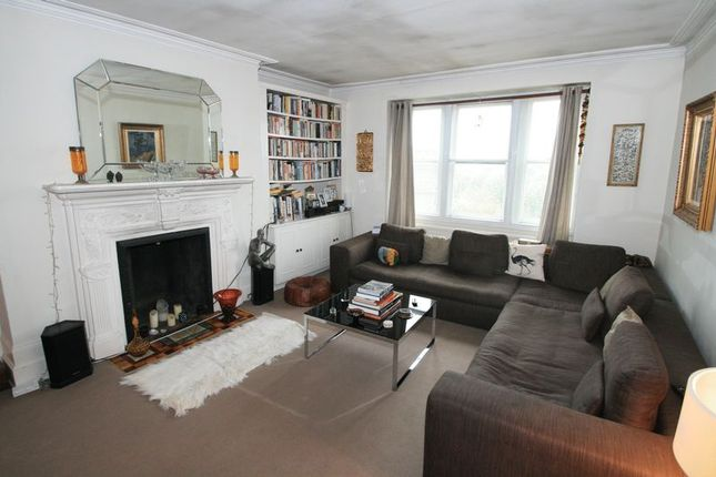 Thumbnail Flat for sale in College Mansions, Winchester Avenue, London.