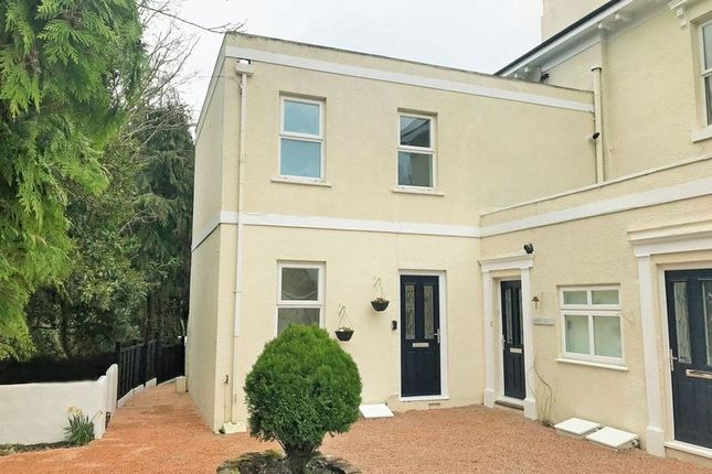Thumbnail Semi-detached house for sale in Lower Warberry Road, Wellswood, Torquay