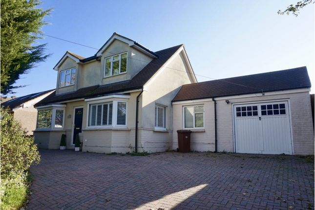 Thumbnail Detached house for sale in Hill Road, Rochester