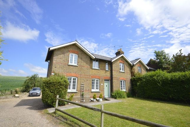 Thumbnail Flat to rent in Elsfield Cottages Ashford Road, Hollingbourne, Maidstone