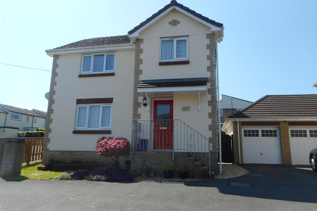 Thumbnail Detached house to rent in St. Johns Close, Barnstaple