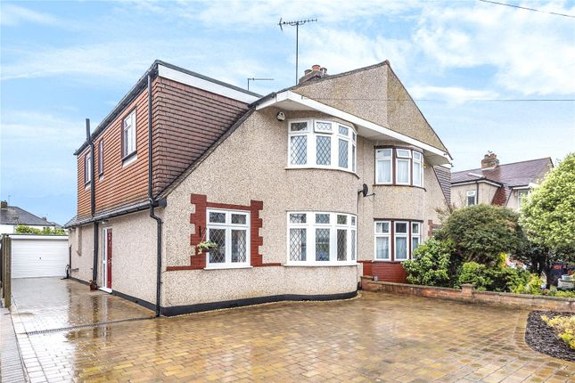 3 bedroom semi-detached house for sale in Wimborne Drive, Pinner, Middlesex