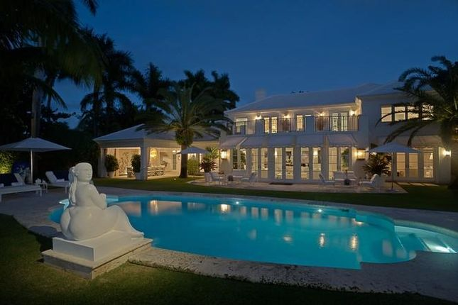 Thumbnail Property for sale in 5050 N Bay Rd, Miami Beach, Florida, United States Of America