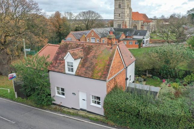 Thumbnail Cottage for sale in Church Road, Fingringhoe, Colchester