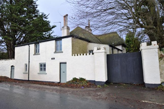 Thumbnail Semi-detached house for sale in Whiddon Down, Okehampton
