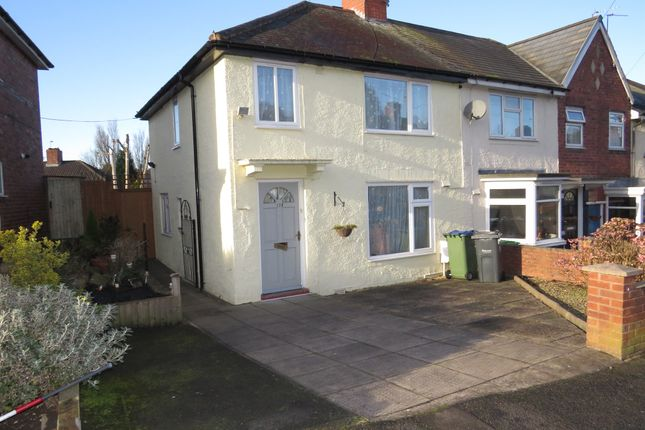 End terrace house for sale in Slatch House Road, Bearwood, Smethwick